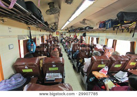 Indien-Zug