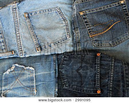 Four Jeans Pokets