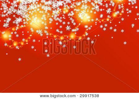winter & christmas theme background; series x1