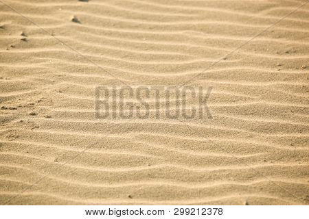 Close-up Of Sand Background Texture Stock Photos