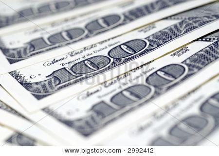 Dollar Bills Background