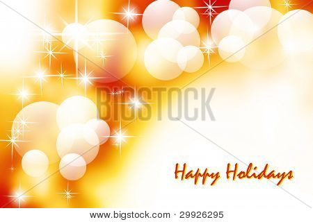 Holiday theme background
