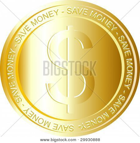 save money coin