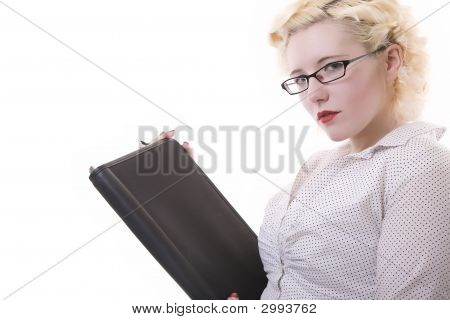 Sexy Business Girl