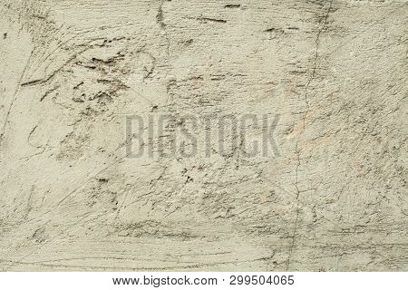 Old Pastel Textures Wall Background. Perfect Background With Space.