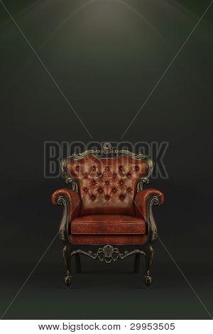 klassische Luxus Sessel