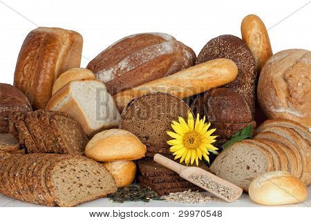 Assortment Of Baked Goods