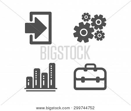 Set Login, Graph Vector & Photo (Free Trial) | Bigstock