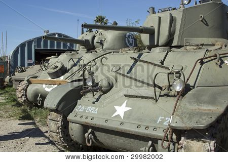 Planes of Fame Tank  1
