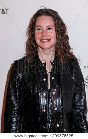 NEW YORK, NY - MAY 03. 2019: Artist Nicole Bartelme  attends at