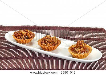Walnut Cakes