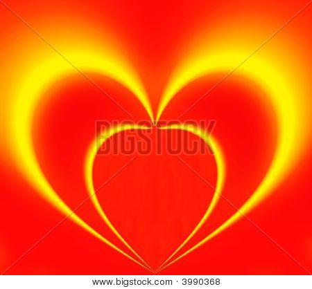 Flame Heart.