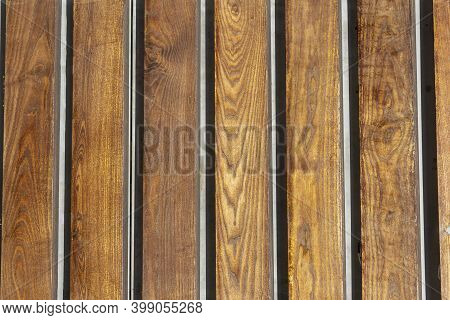 Wooden Boards Background. Texture Of Light Wooden Boards. Light Brown Wooden Planks Surface, Parquet