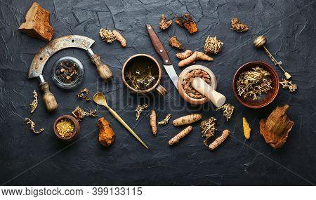 Medicinal Herbal Tea