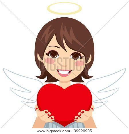 Sweet Cupid Angel Heart