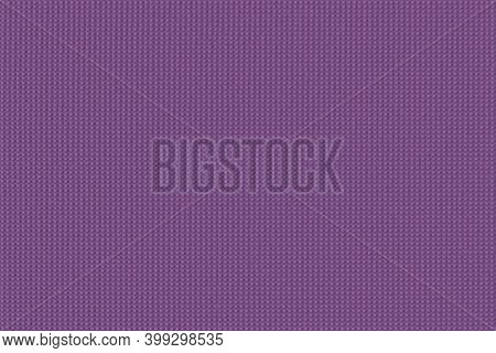 Texture With Ordered Purple Color Bulges. Background With Dots Of Amethyst. Texture Polka And Some B