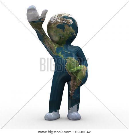 Mutant Earth