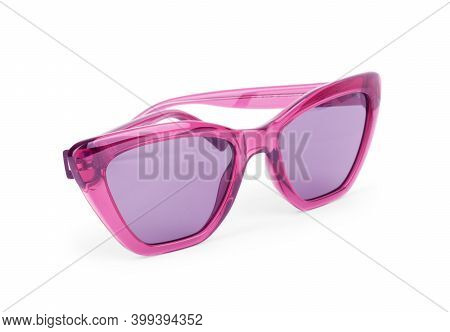Sunglasses Isolated Against A White Background  Protect, Wear, Weiser, Clothing, Crystal, Celebritie