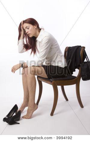 Weary Woman