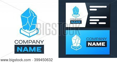 Logotype Cryptocurrency Coin Ethereum Classic Etc Icon Isolated On White Background. Digital Currenc