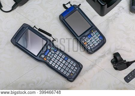 Handheld Barcode Scanner Reader Portable Computer Device
