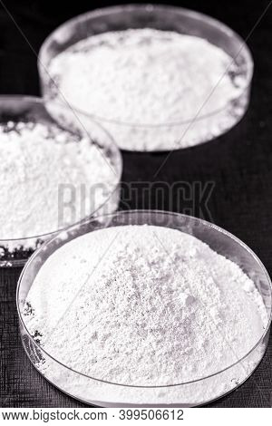 Calcium Carbonate, The Result Of The Reaction Of Calcium Oxide With Carbon Dioxide. Being Prepared I