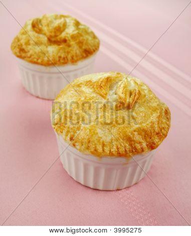Homestyle Chicken Pies