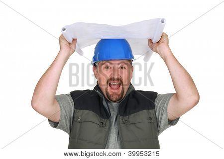Animated foreman