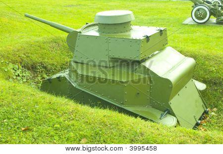 The Ms-1 Tank