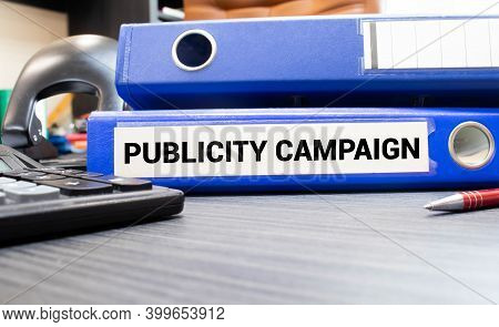 Publicity Campaign. The Meeting At The White Office Table.