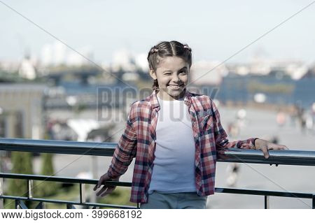 Event Overview. What Do On Holidays. Leisure Options. Free Time And Leisure. Girl Cute Kid Urban Bac