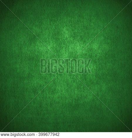 old dark paper, green background