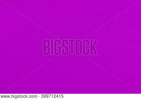 Fuchsia Homogeneous Background With A Textured Surface, Fabric.