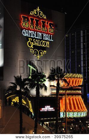 Bill's Gamblin' Hall and Saloon in Las Vegas