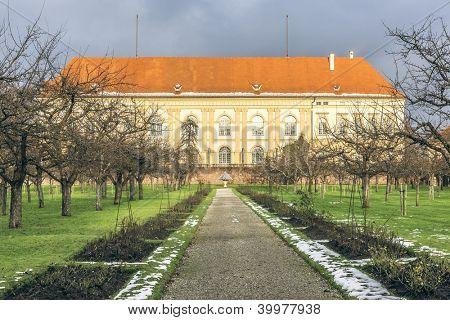 An image of Dachau in Bavaria Germany