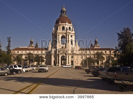 Pasadena City Hall - Westside
