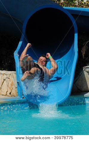 Have Fun On Aqua Park