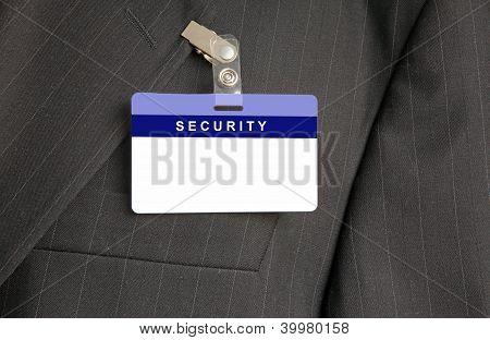 Badge Security