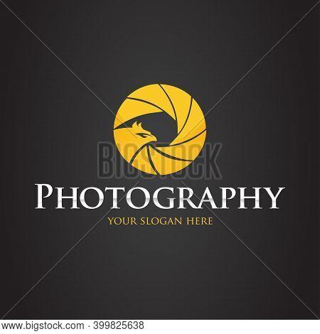 Eagle Eye Logo Template Design