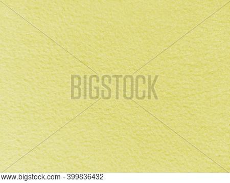 Fleece Plaid Texture. Background Wallpaper Trending Color 2021 Yellow
