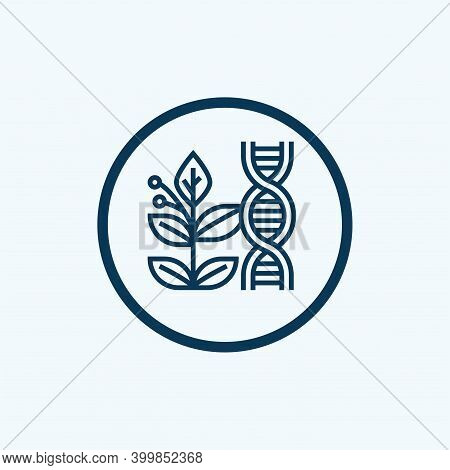 Biology Icon Isolated On White Background From Academy Collection. Biology Icon Trendy And Modern Bi