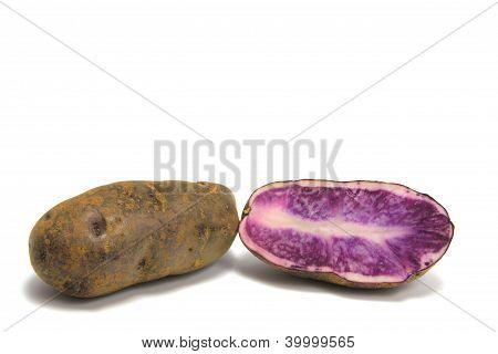 Blue Potatoes