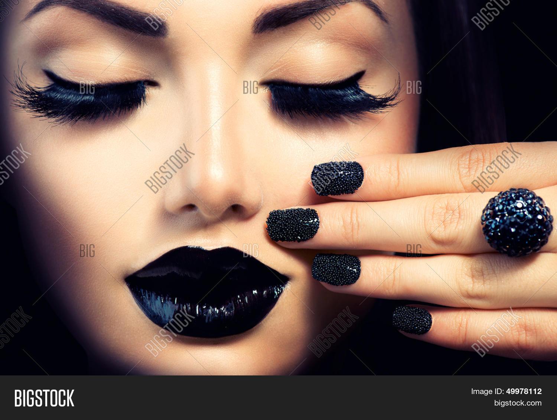 Beauty Fashion Model Image & Photo (Free Trial) | Bigstock