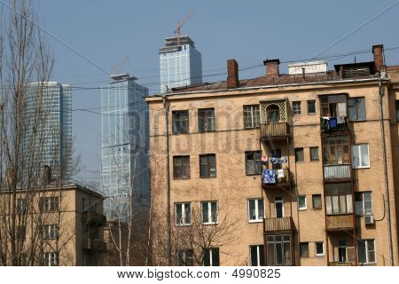 Apartments In Moscow