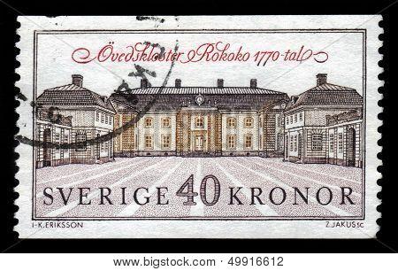 Ovedskloster Castle In Sweden