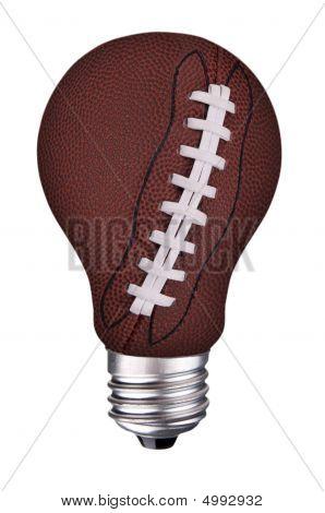 Lightbulb Football