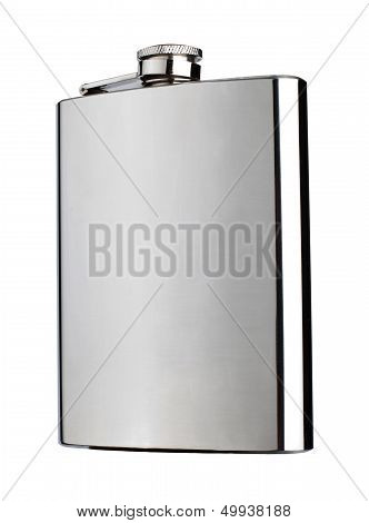 Crome Flask