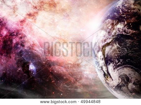 Creation Of Earth