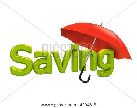 Saving Umbrella
