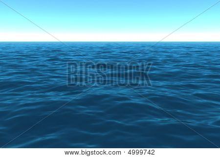 Daytime Ocean Scenic